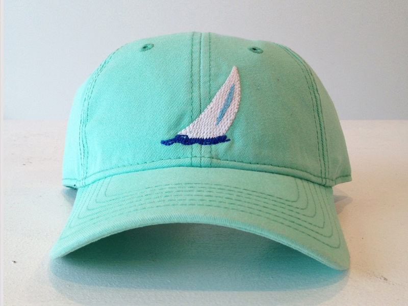 Harding-Lane Cap Green