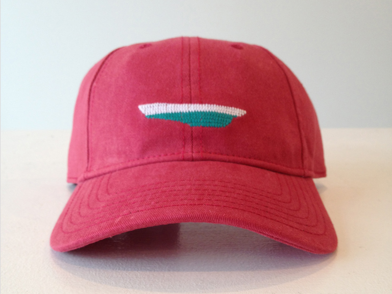 Harding-Lane Cap Red
